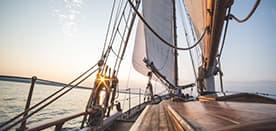 Bootsanlegefedern und Paddelhülsen für Boote jeglicher Art